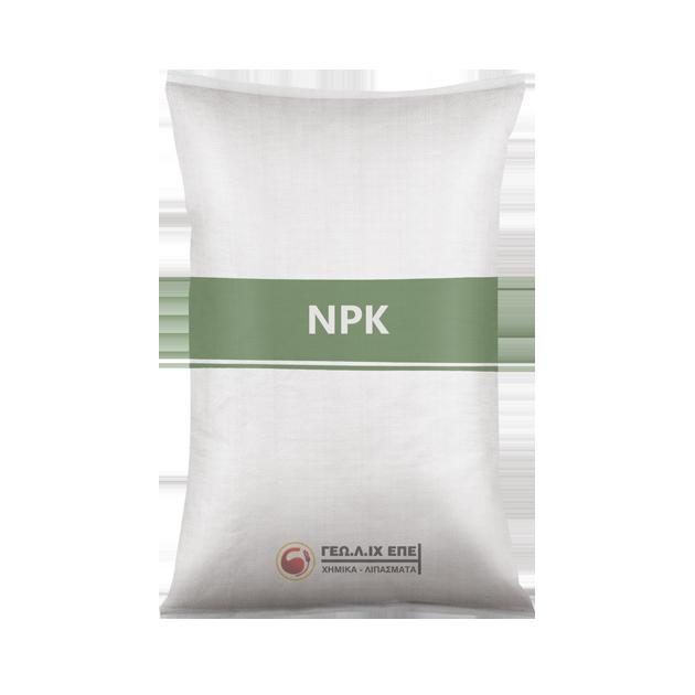Κοκκώδη NPK λιπάσματα